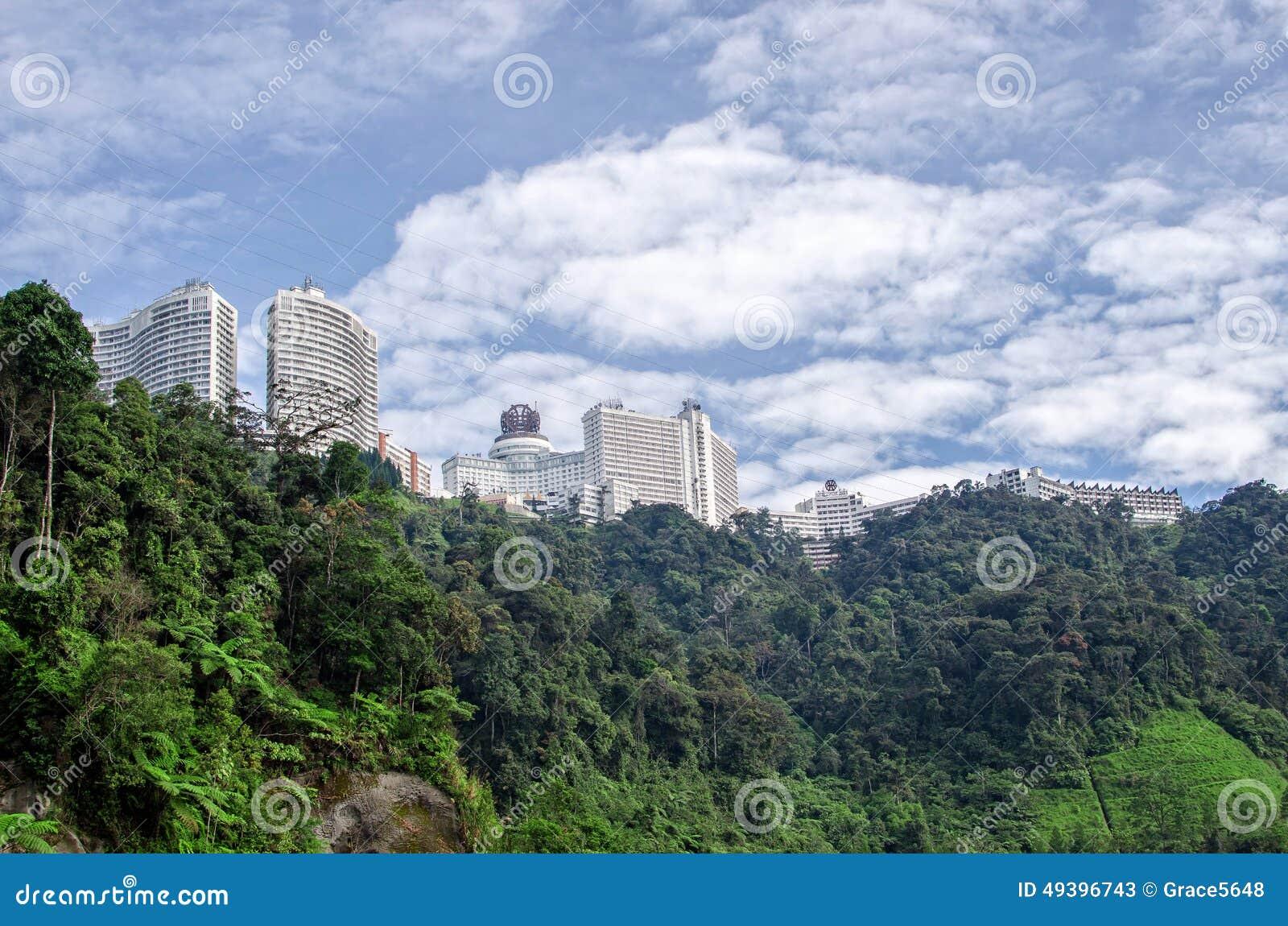 Χάιλαντς Genting στη Μαλαισία