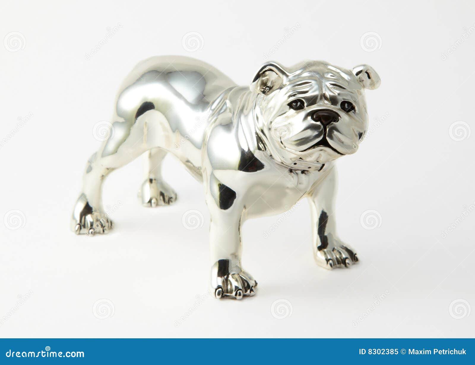 χάλυβας ειδωλίων σκυλ&iot