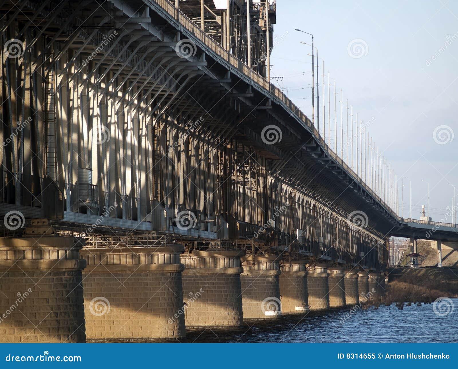 χάλυβας σιδηροδρόμου γεφυρών