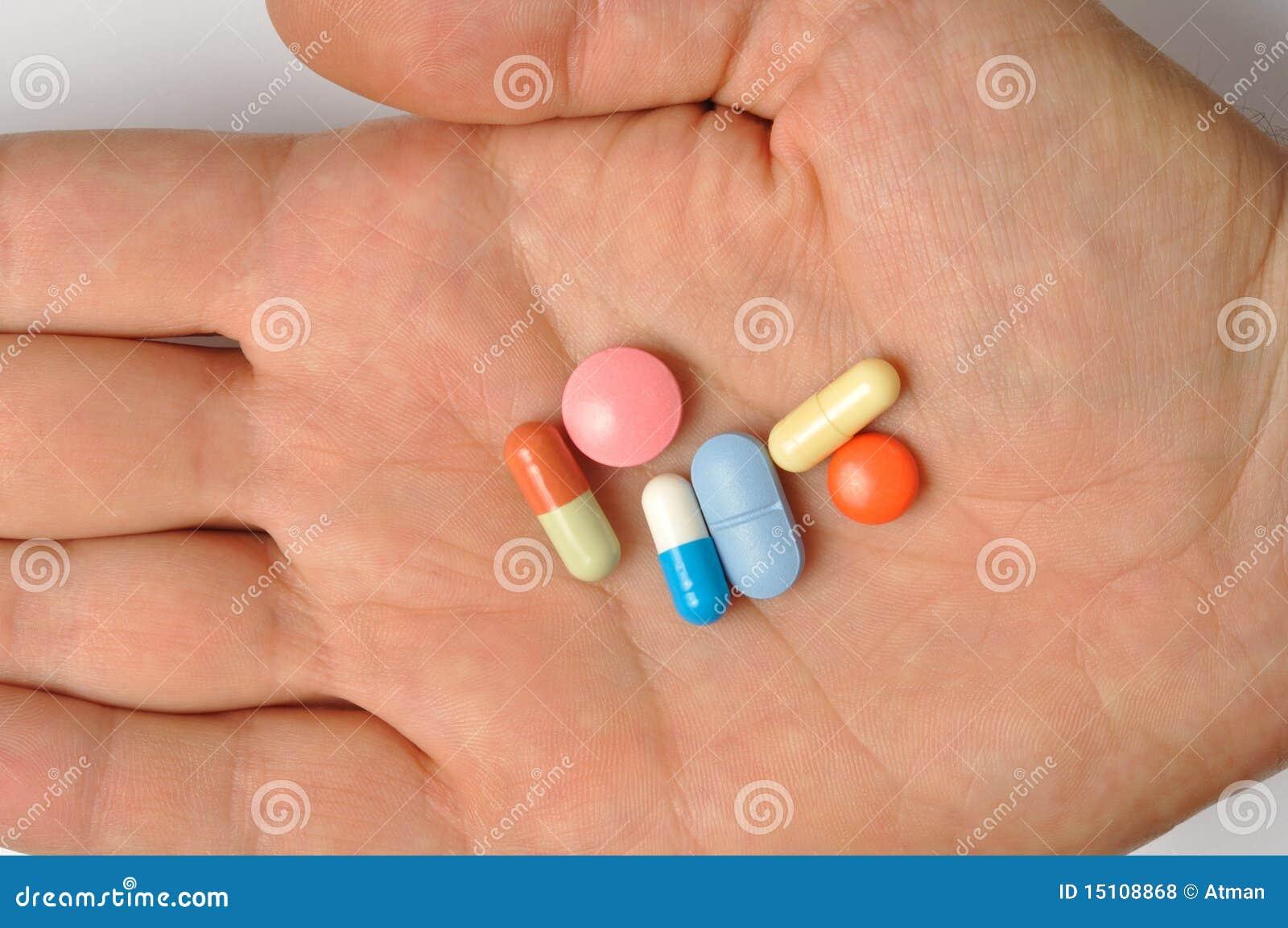 χάπια χεριών