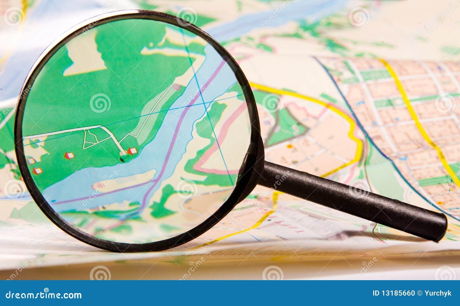 χάρτης γυαλιού