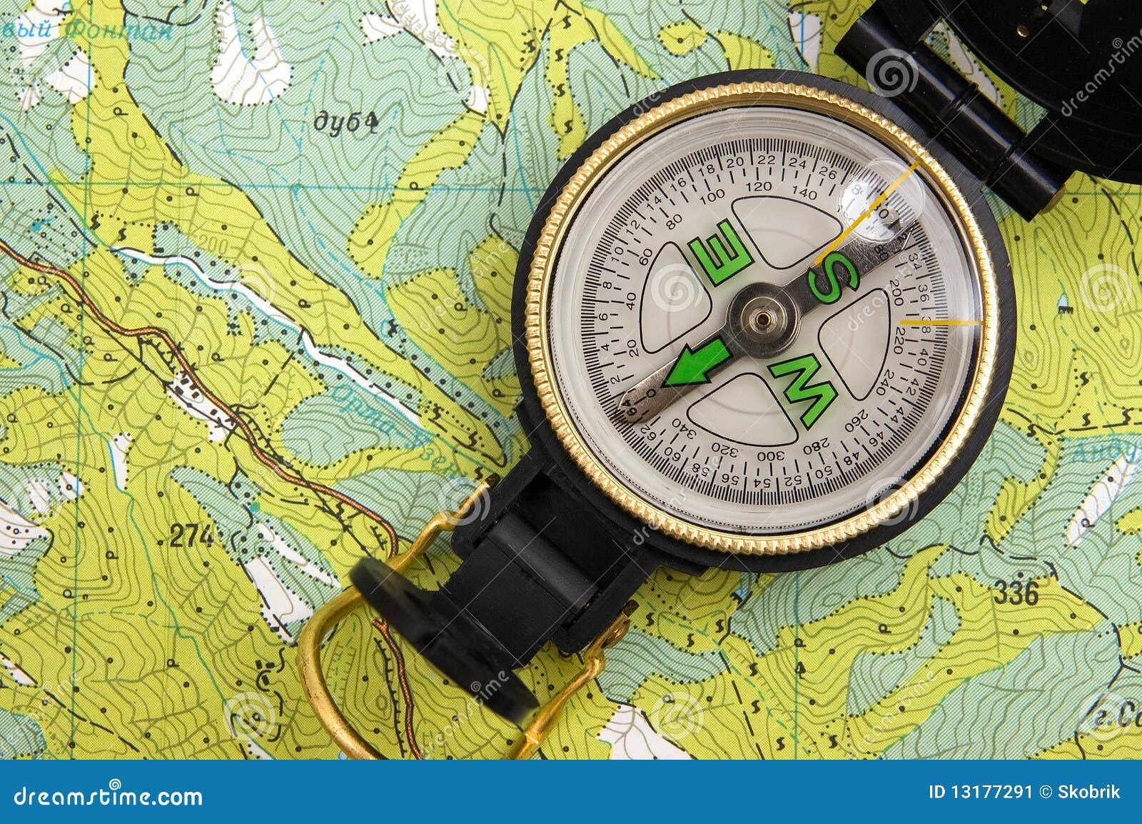 χάρτης πυξίδων