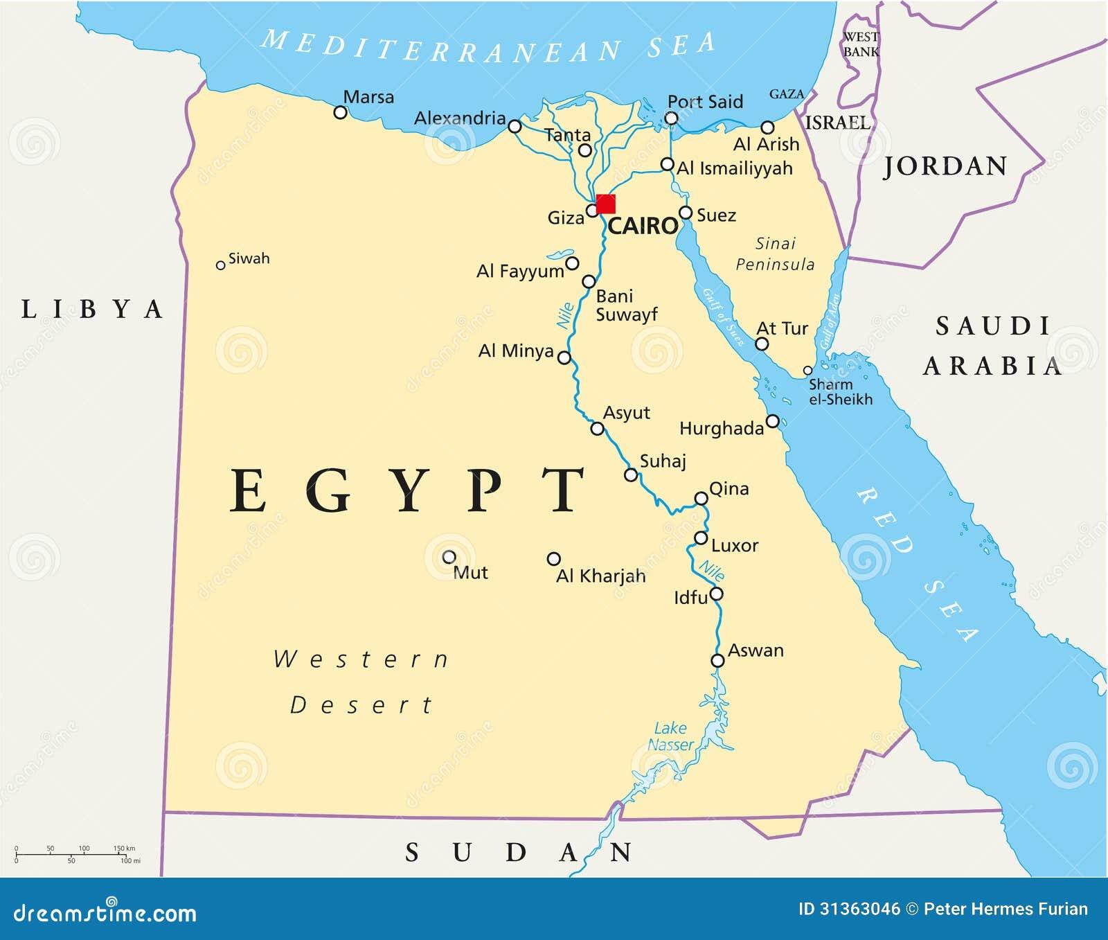 Αποτέλεσμα εικόνας για χαρτης Αιγύπτου