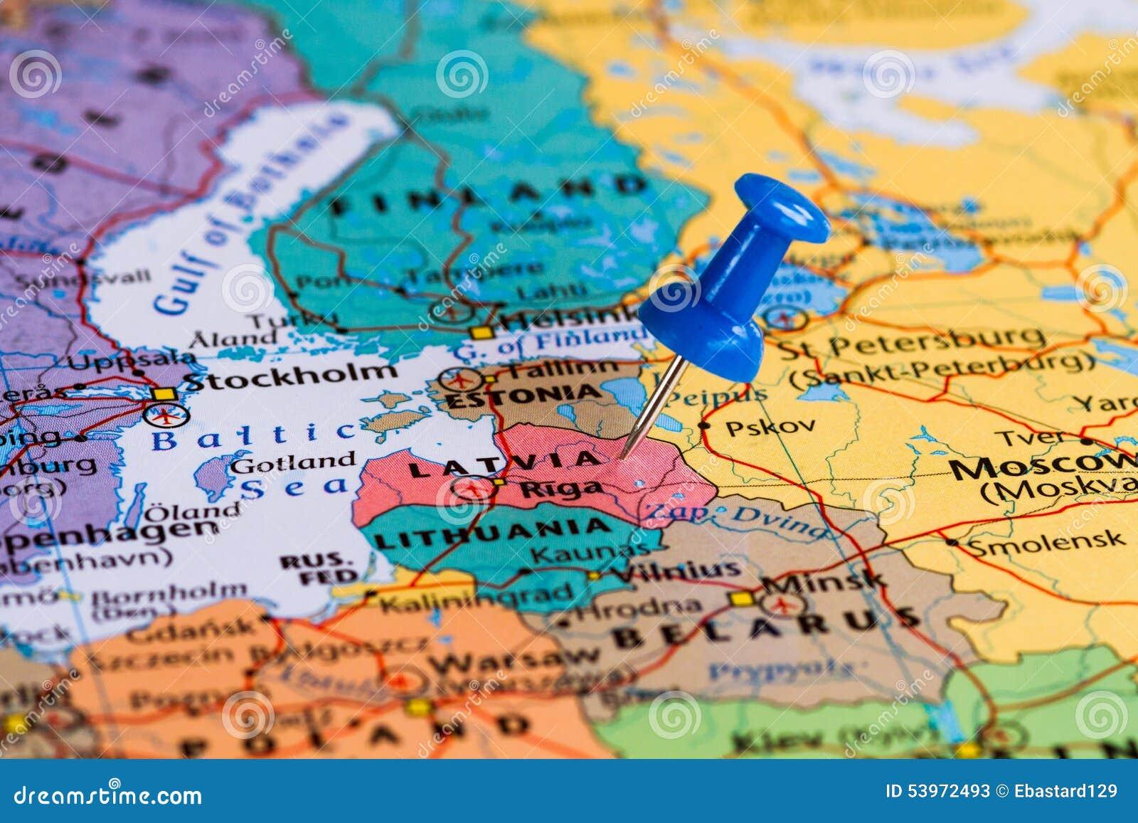 Αποτέλεσμα εικόνας για λετονία χάρτης