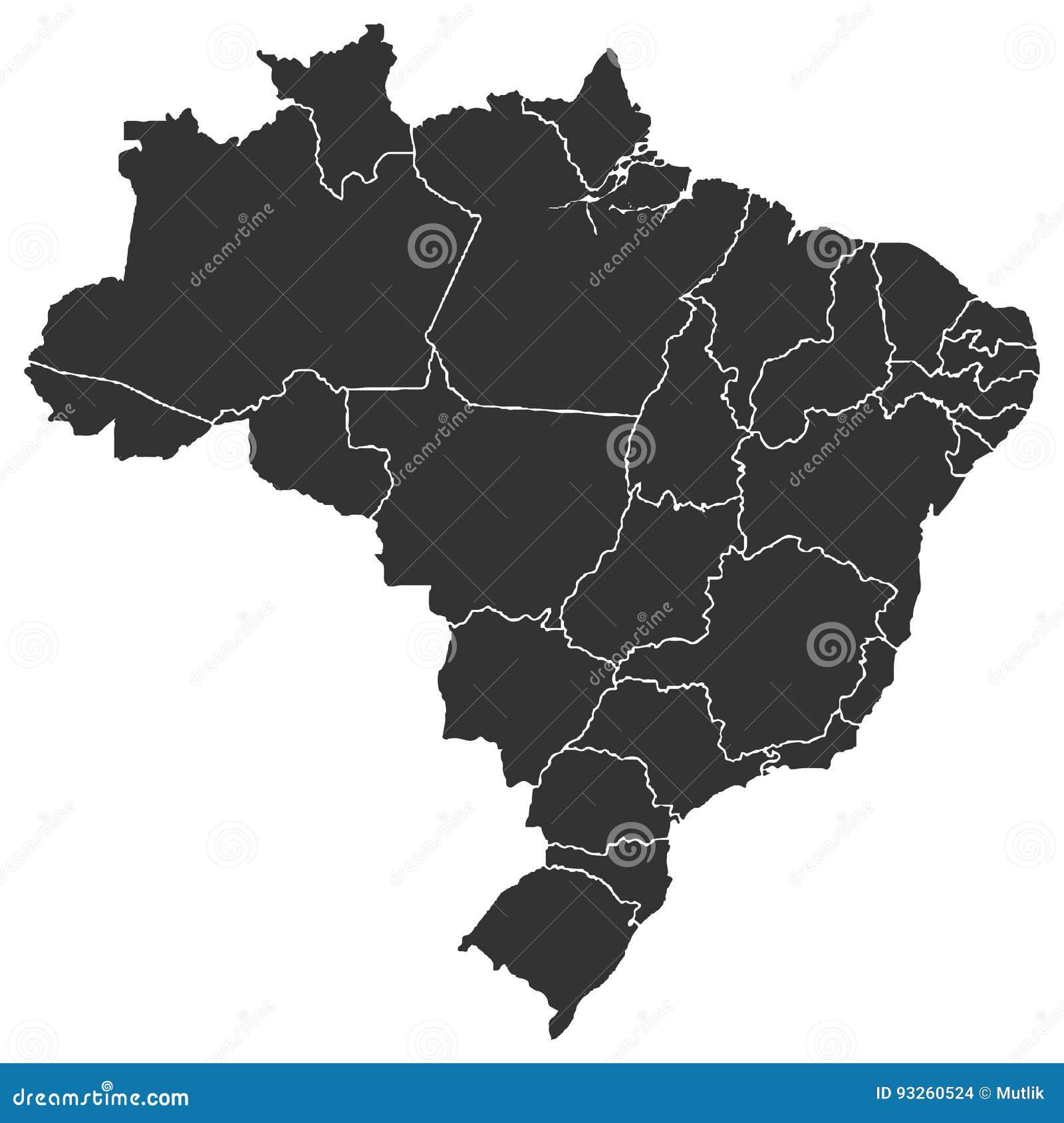 Χάρτης Brazi