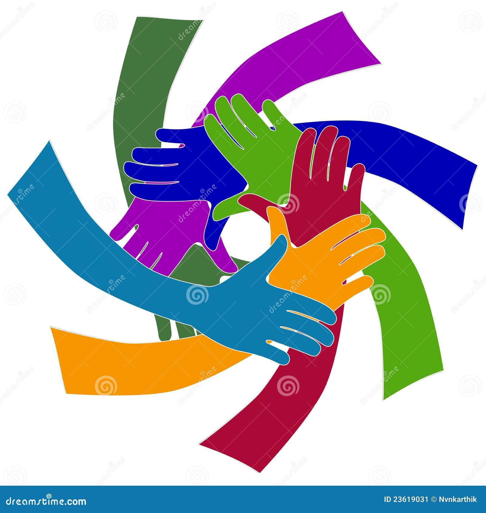 χέρια ποικιλομορφίας