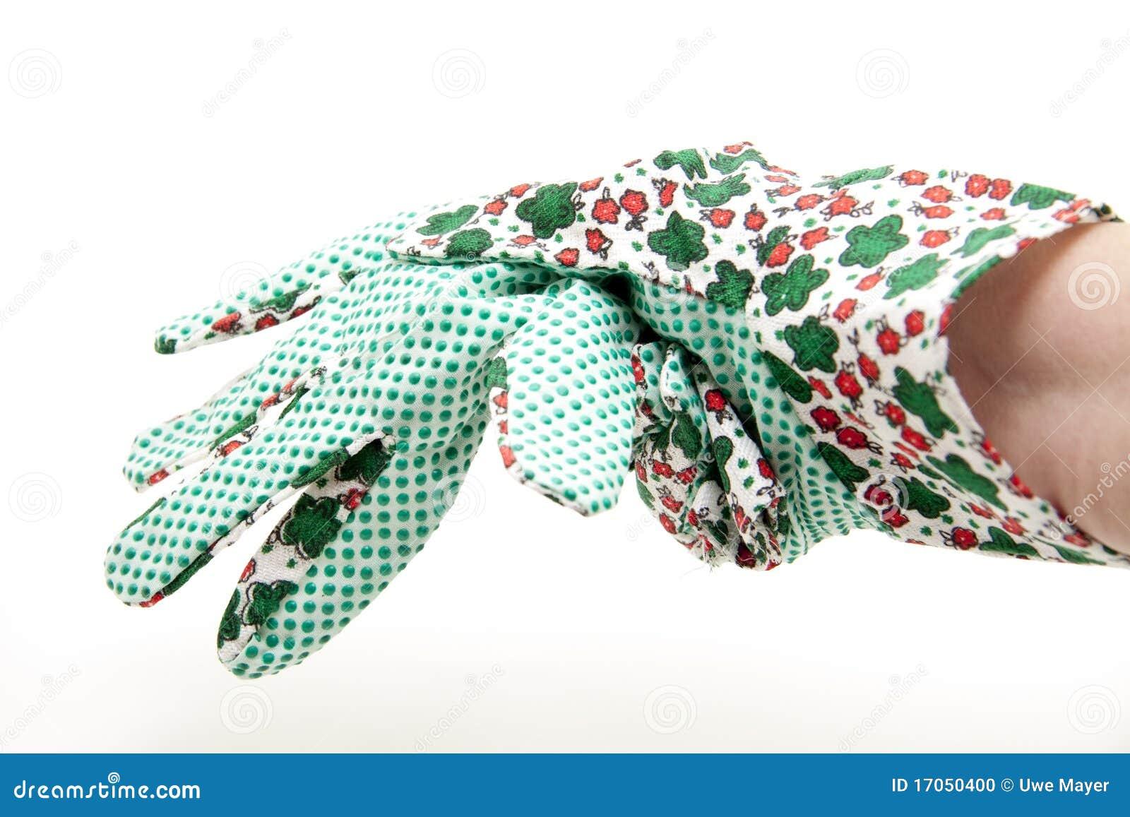 χέρι γαντιών