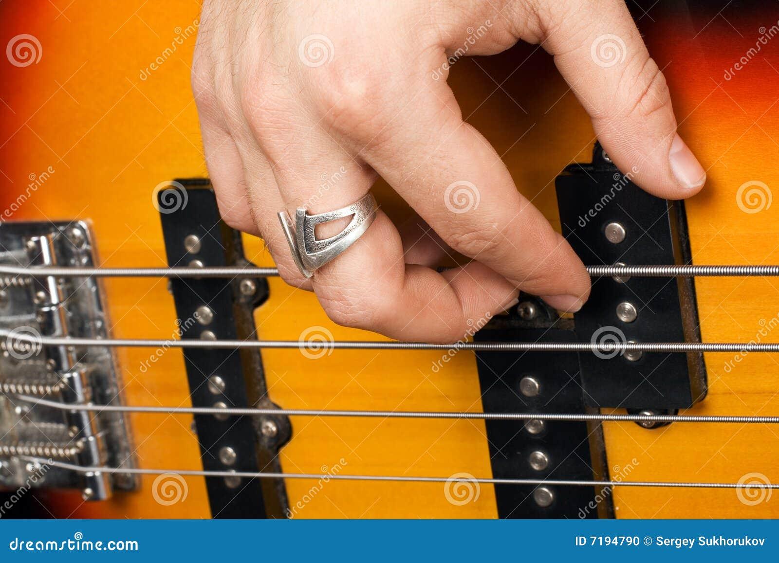 χέρι κιθαριστών