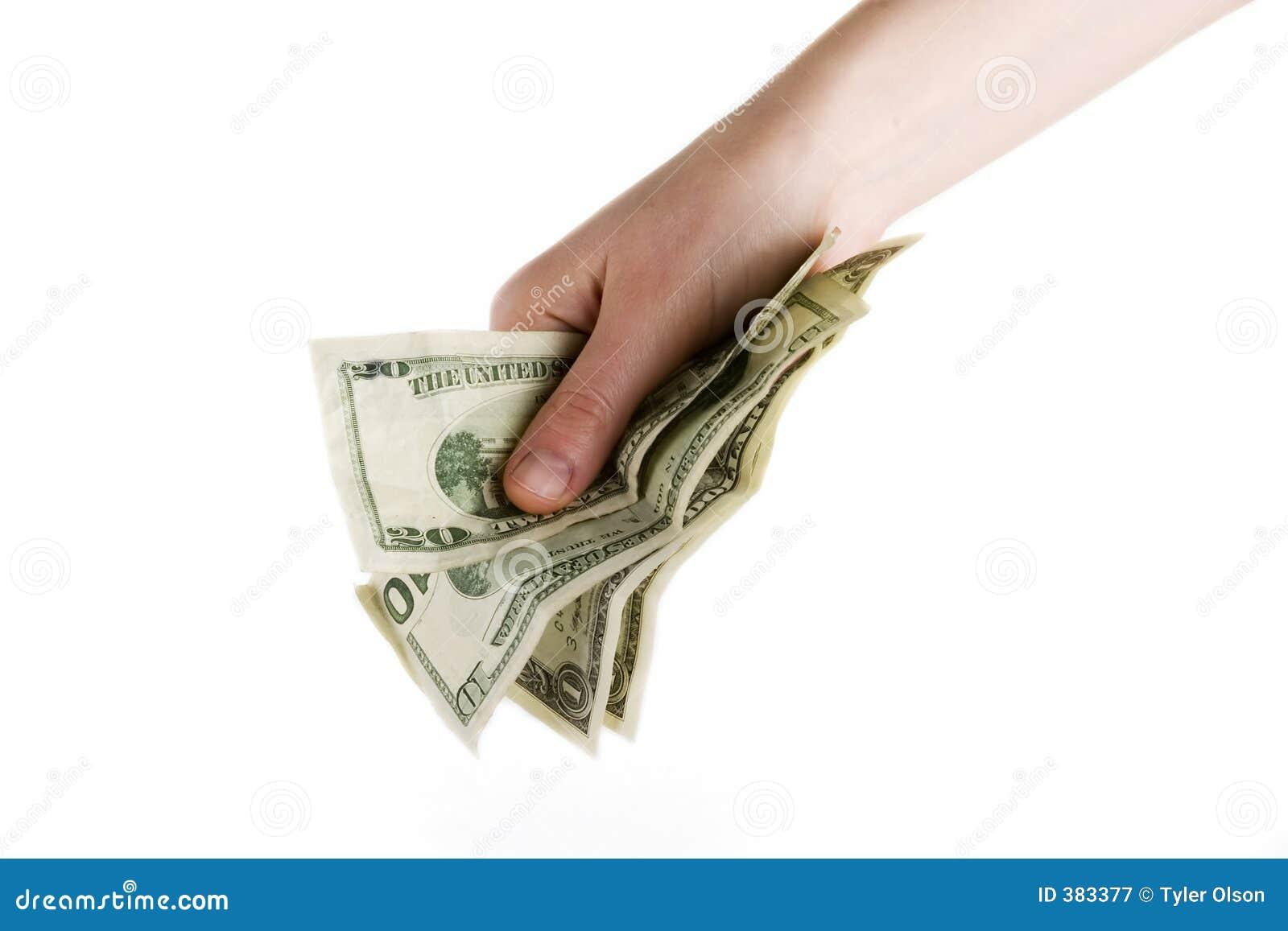 χέρι μετρητών
