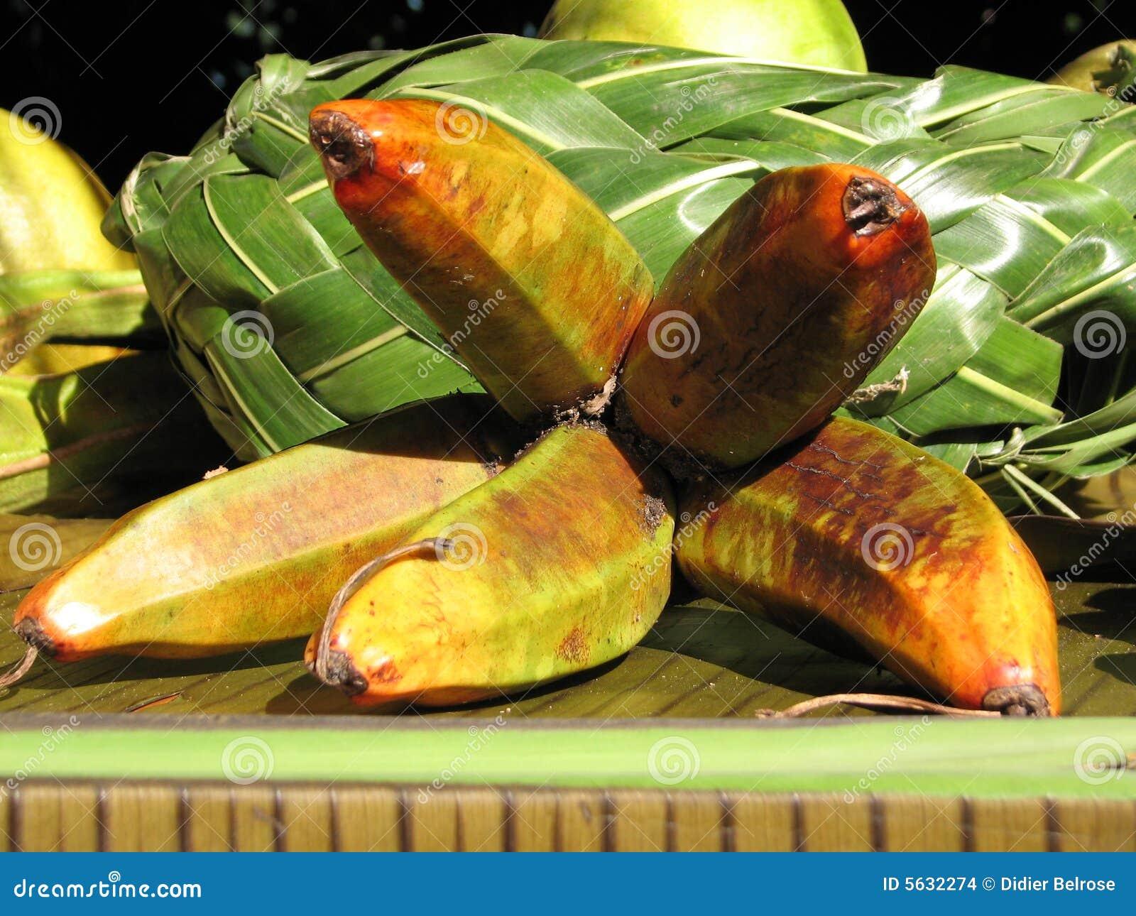 χέρι μπανανών