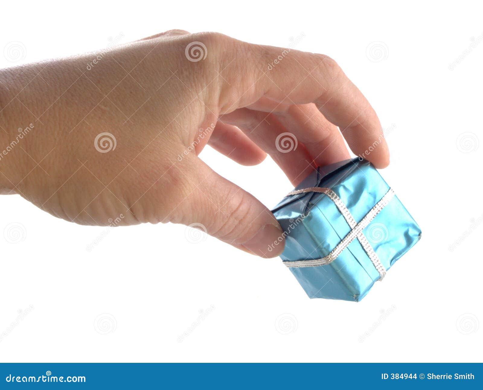 χέρι παρόν