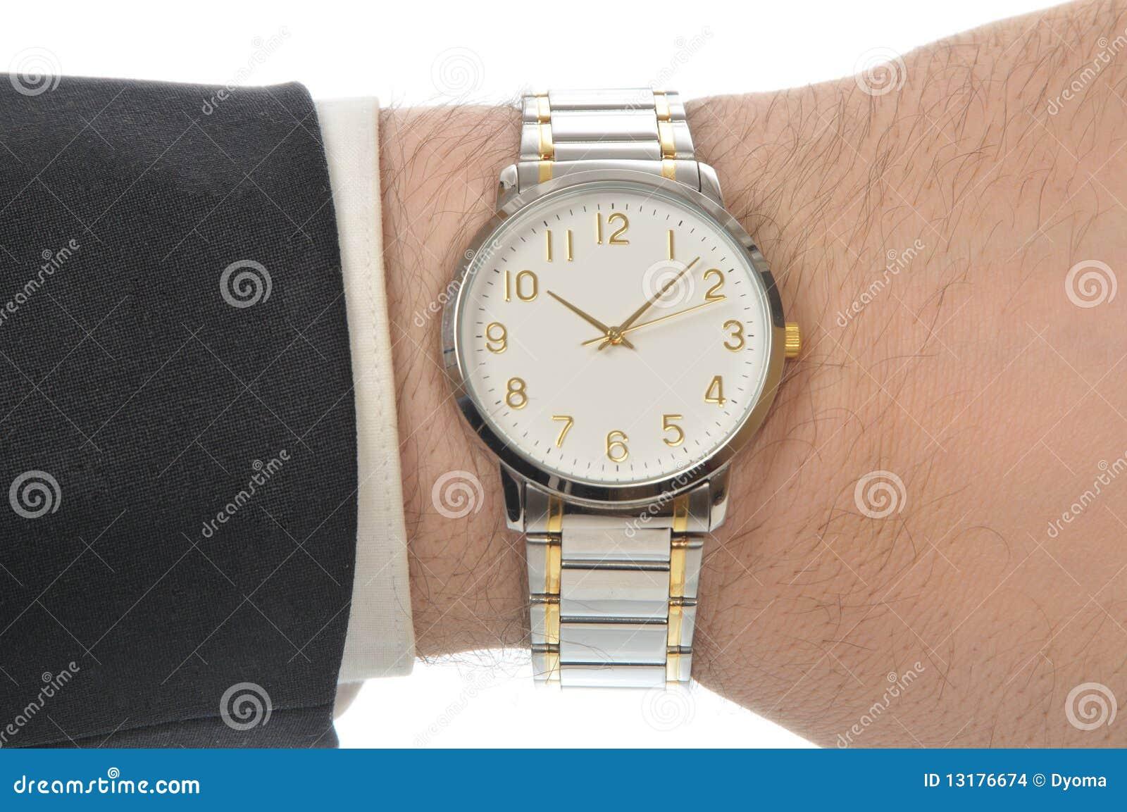 χέρι wristwatch
