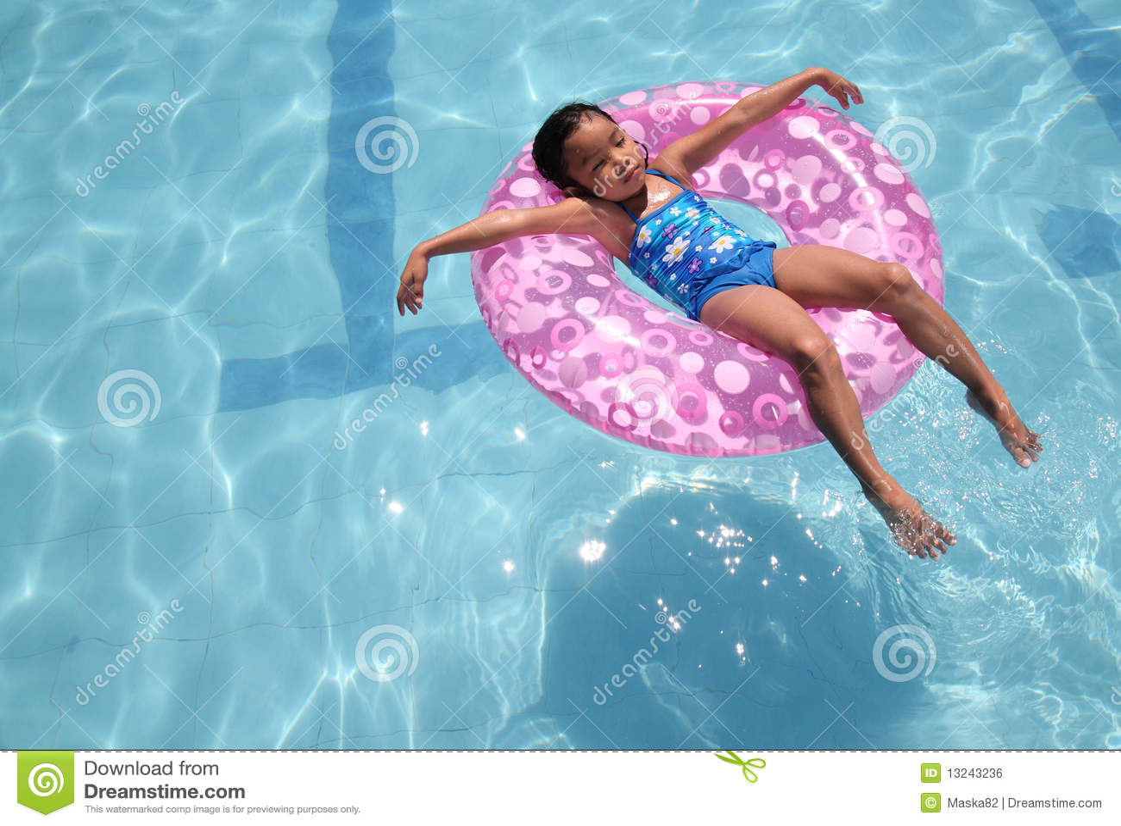 χαλάρωση λιμνών παιδιών