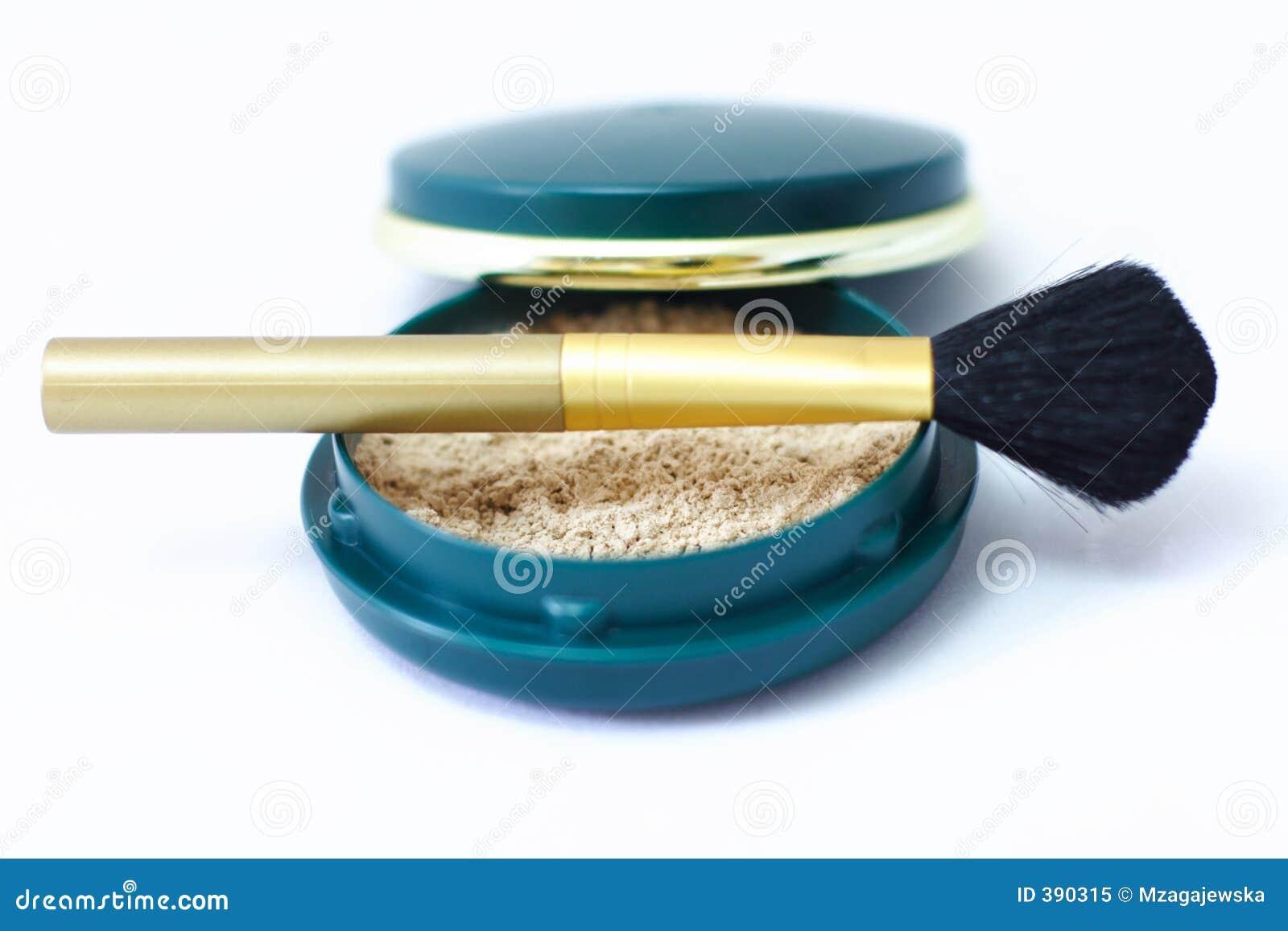 χαλαρή σκόνη
