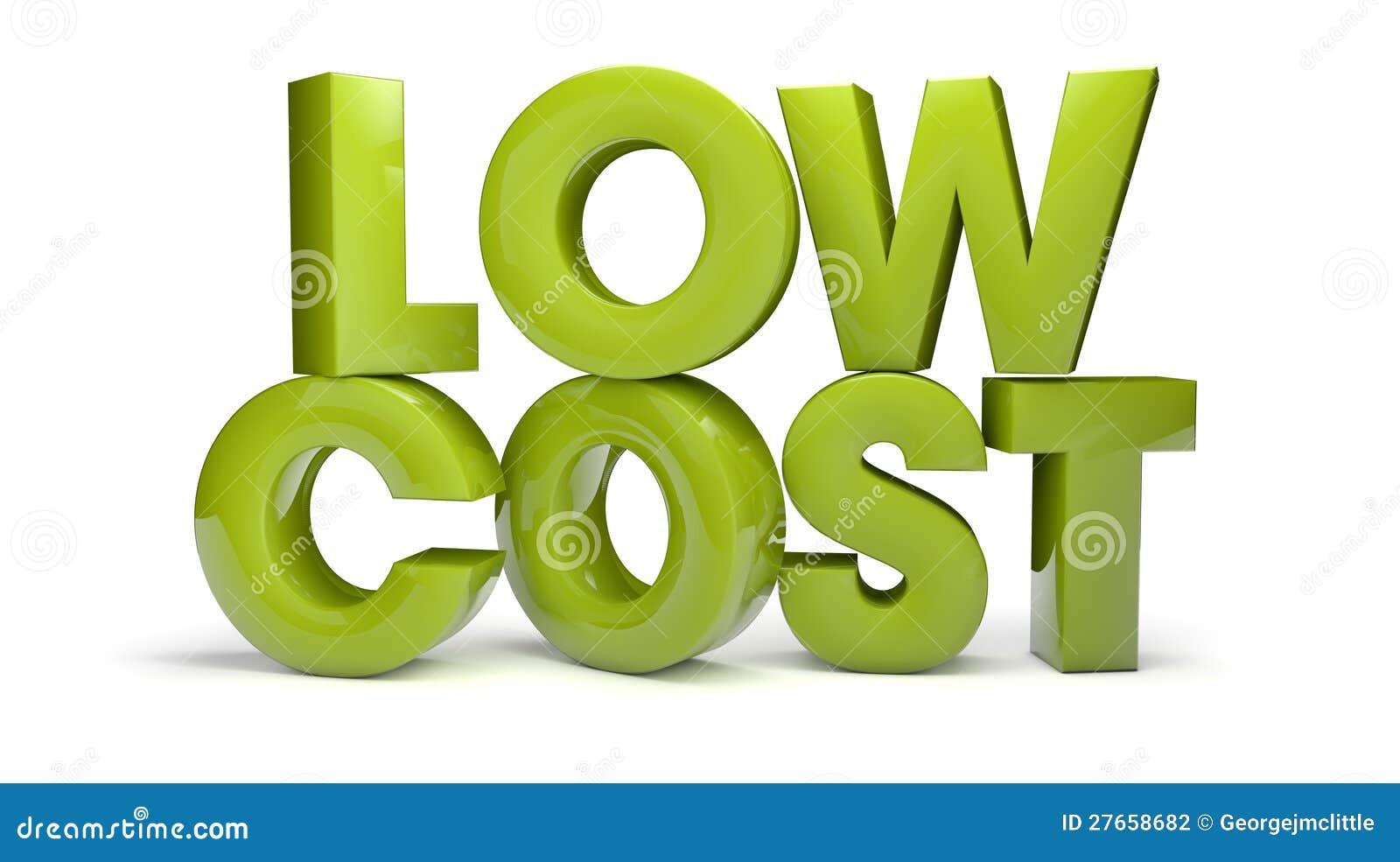 Χαμηλότερο κόστος