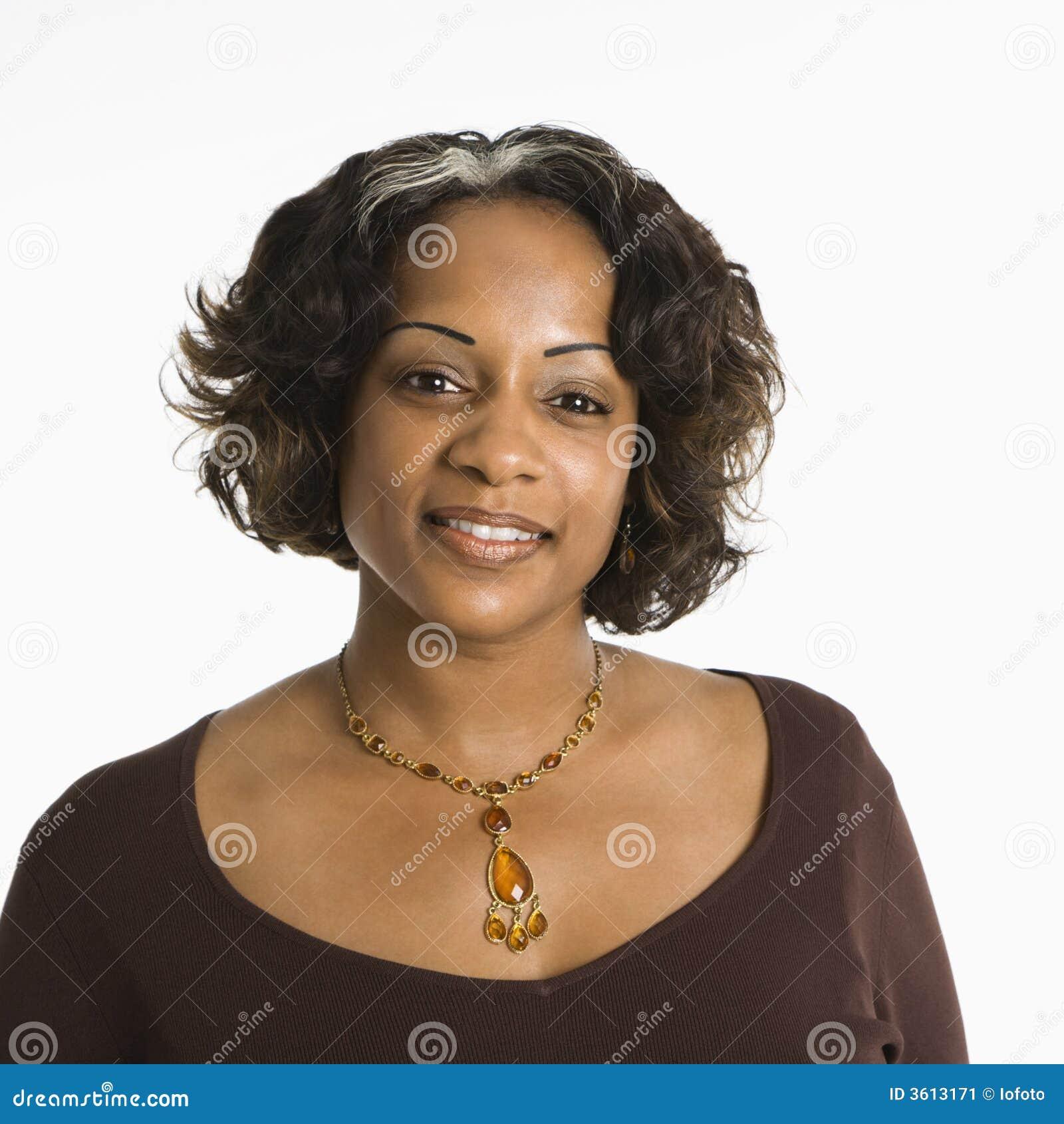 χαμογελώντας γυναίκα π&omicro