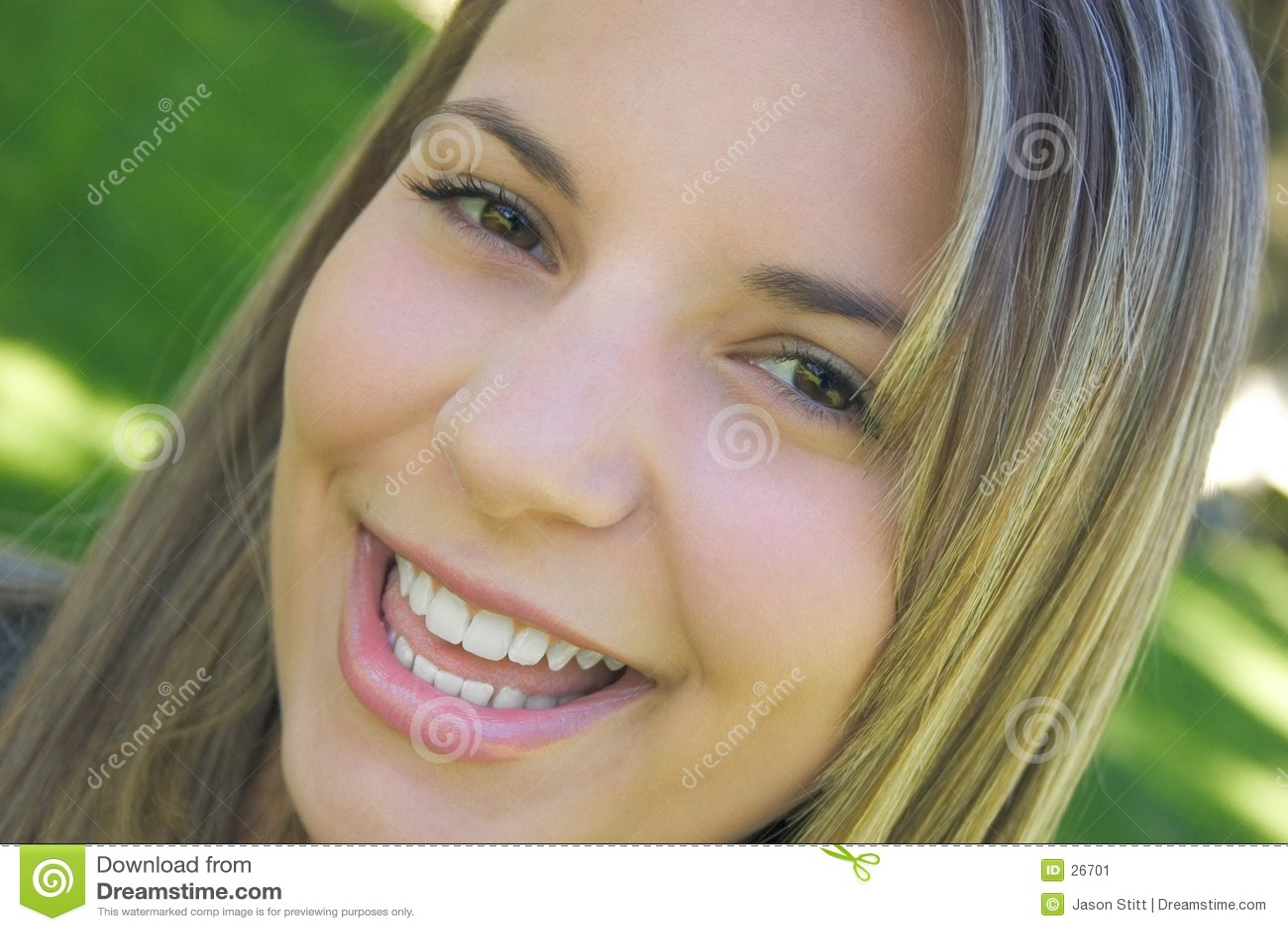 χαμογελώντας γυναίκα