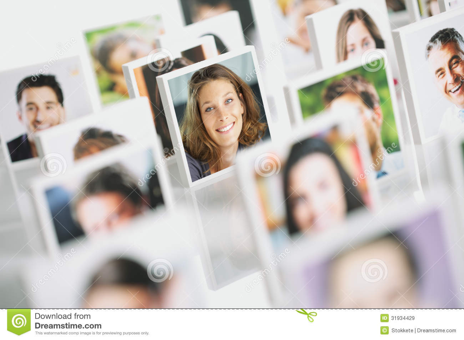 Χαμογελώντας άνθρωποι