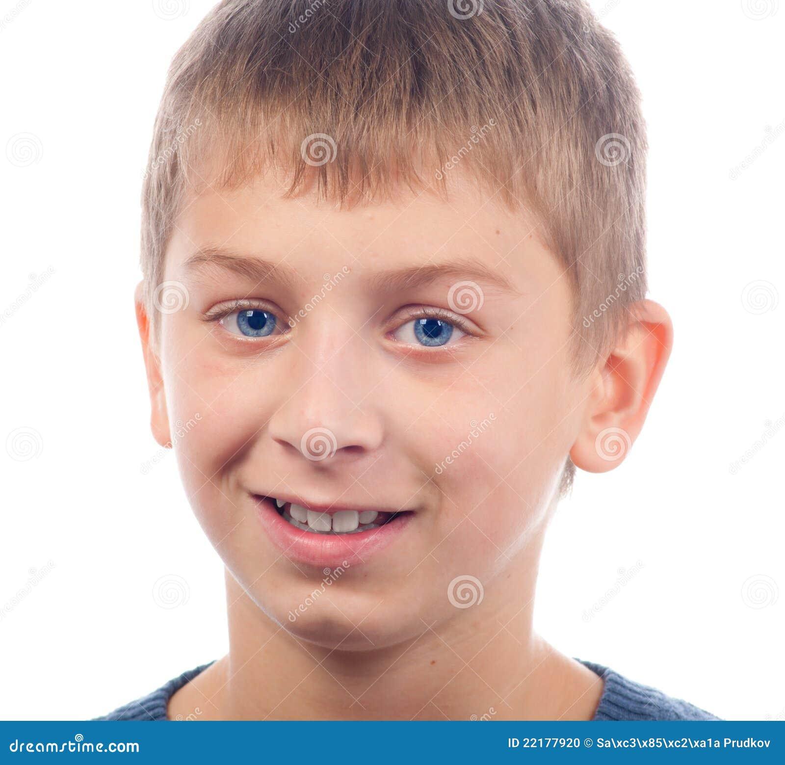 χαμόγελο αγοριών εφηβικό