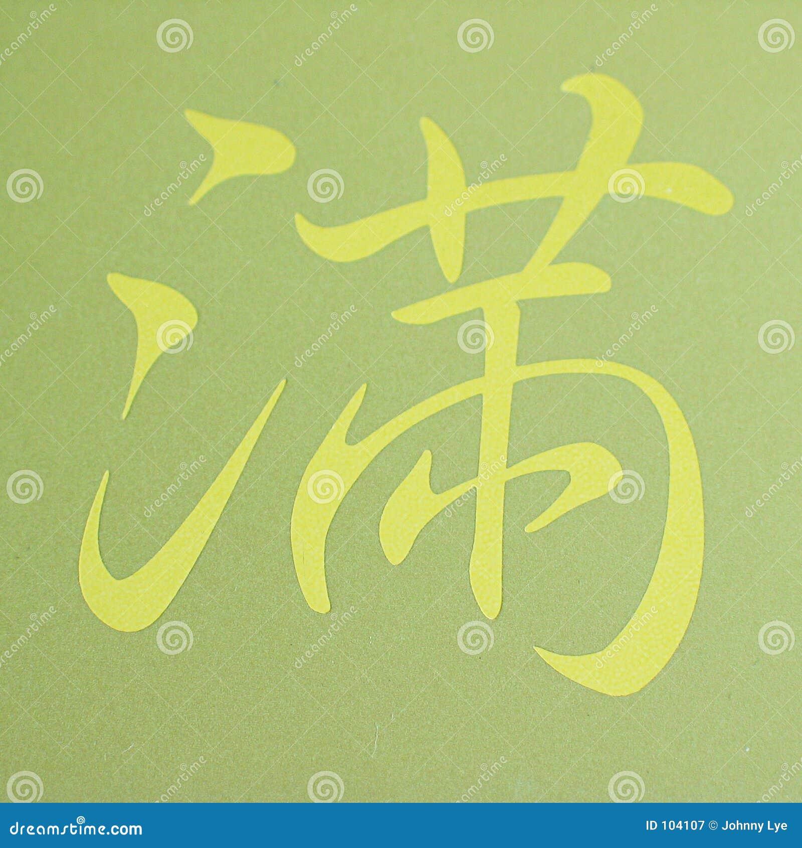 χαρακτήρας κινέζικα