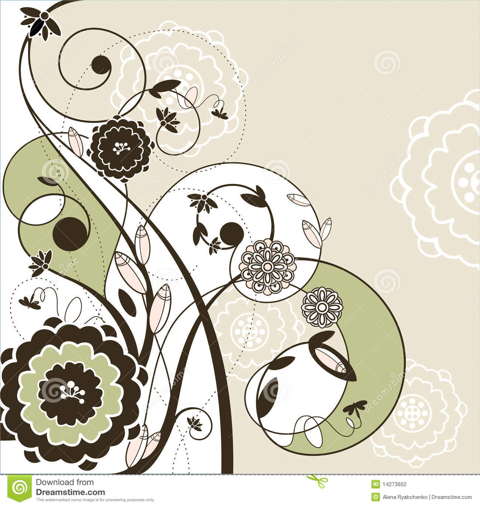 χαριτωμένα λουλούδια κ&alpha