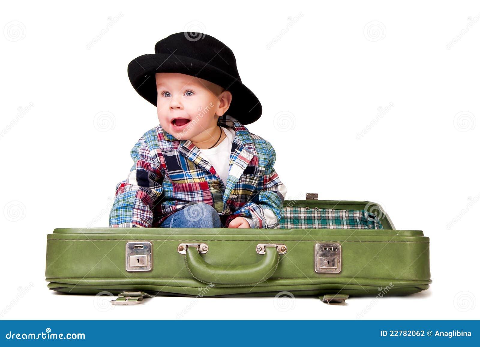 χαριτωμένη βαλίτσα συνεδ&r