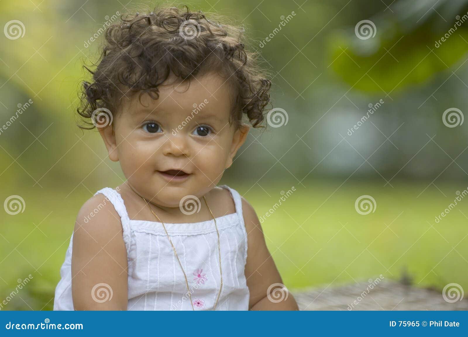χαριτωμένο μικρό παιδί