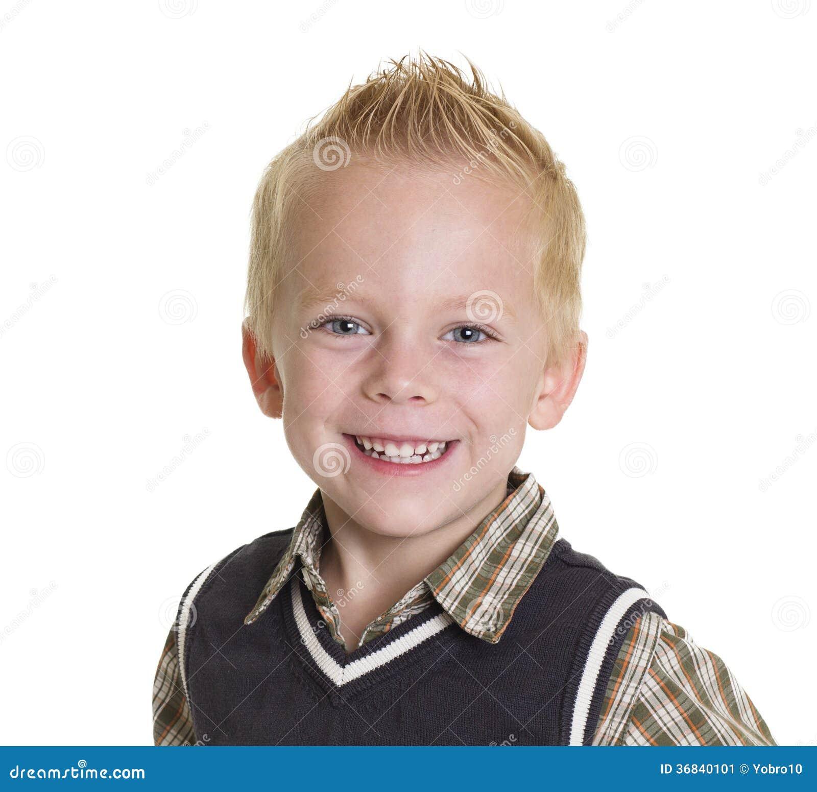 Χαριτωμένο πορτρέτο μικρών παιδιών που απομονώνεται στο λευκό
