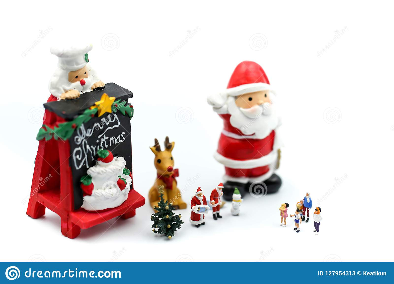 Χαρούμενα Χριστούγεννα και μικροσκοπικοί άνθρωποι καλής χρονιάς: Παιδιά W