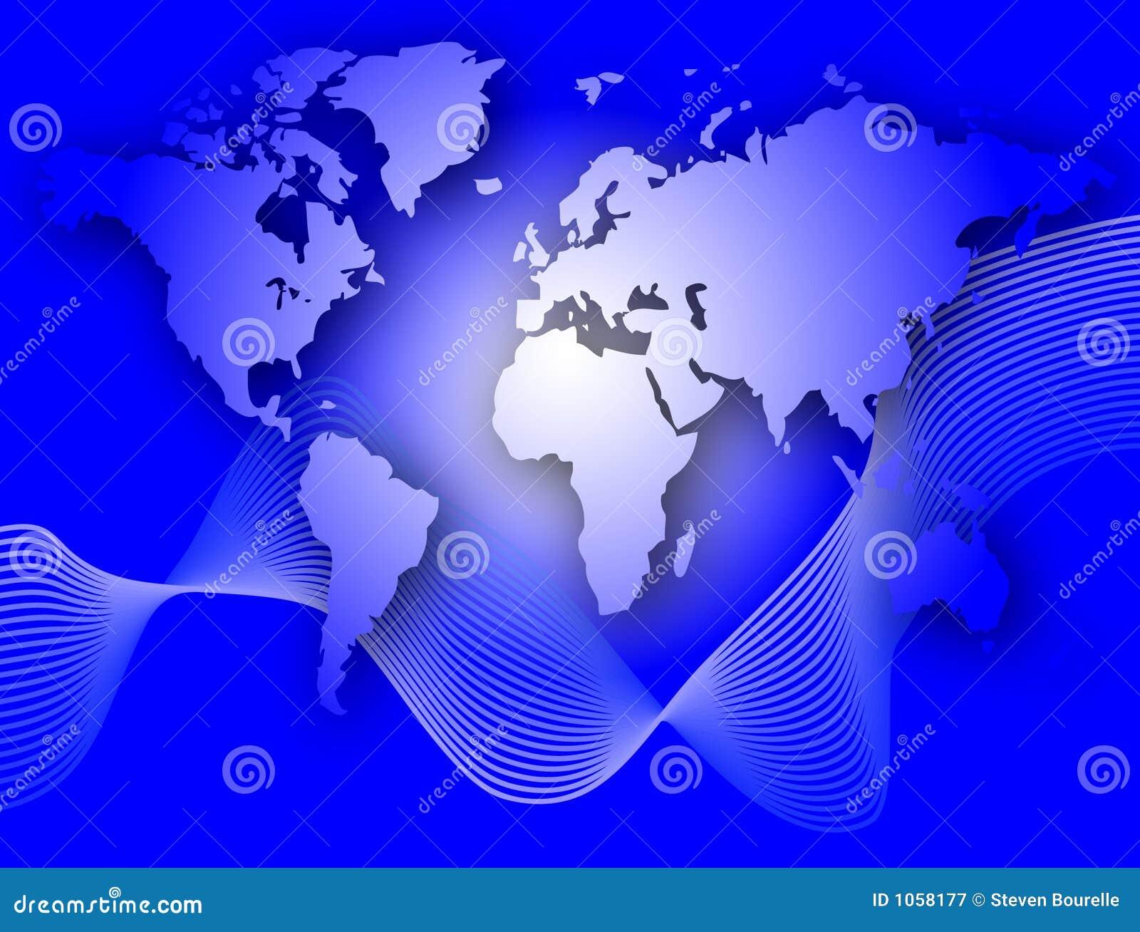 χαρτογραφήστε τον κόσμο