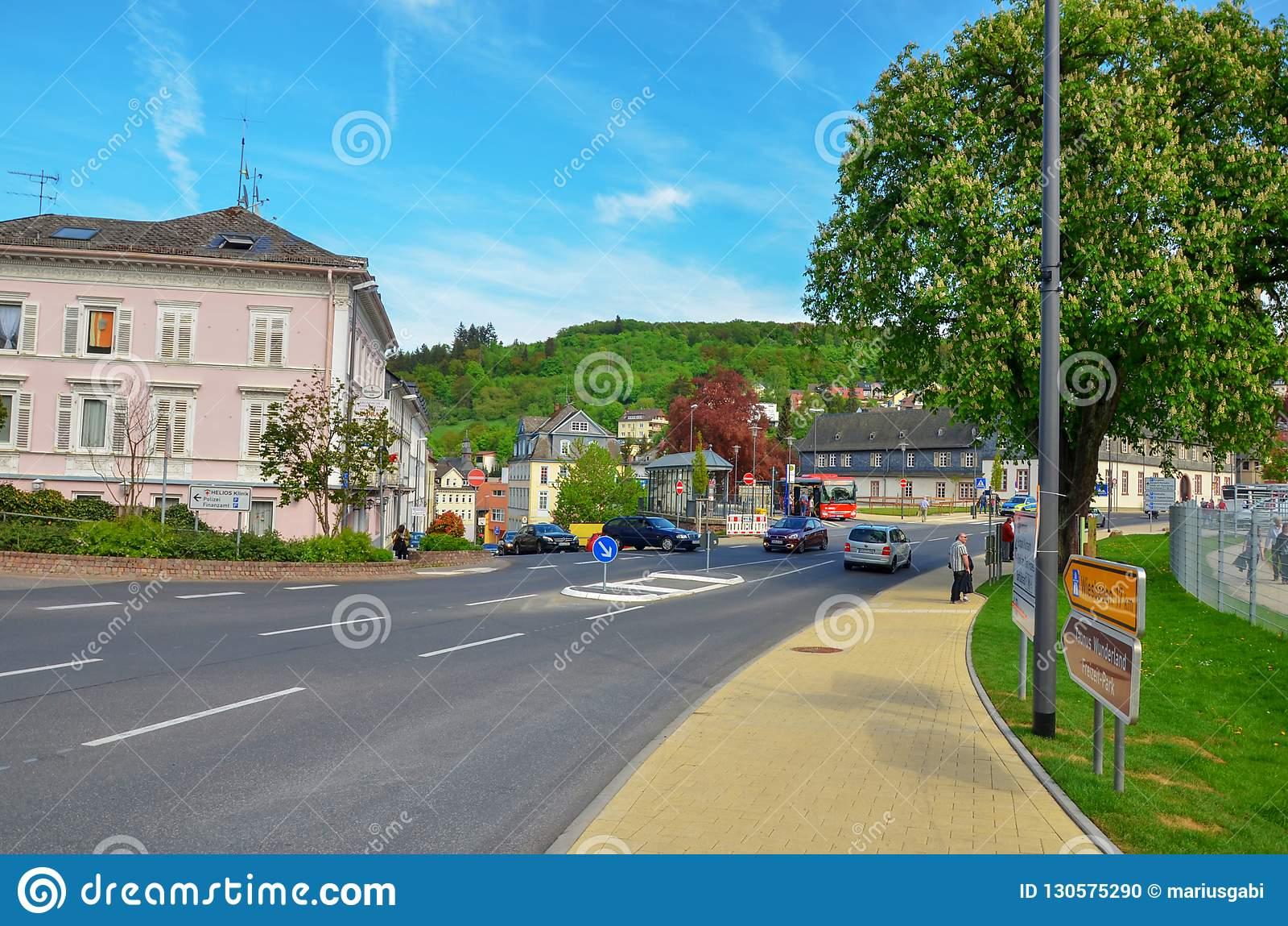 Χαρτοπαικτική λέσχη κακό Schwalbach, Γερμανία