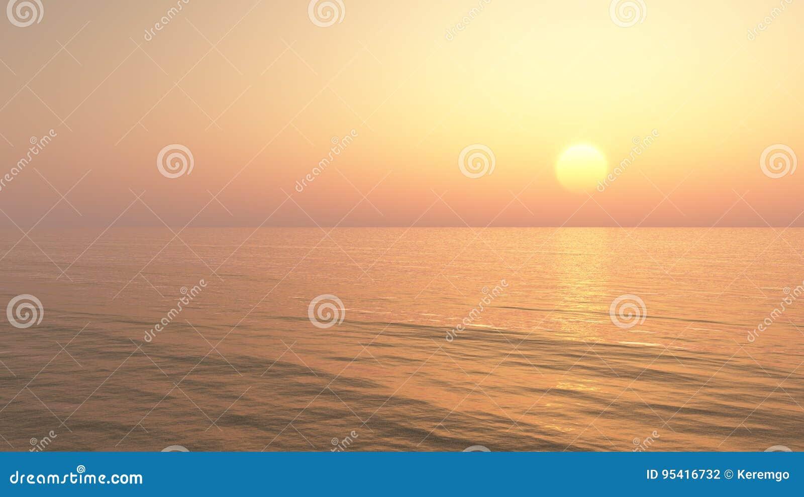 Χαλαρώνοντας υπόβαθρο ηλιοβασιλέματος