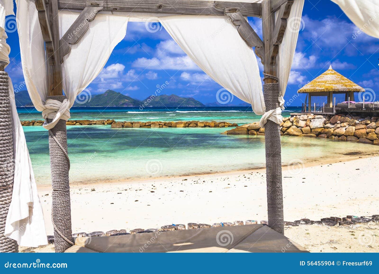 χαλαρώστε τροπικό Νησιά των Σεϋχελλών