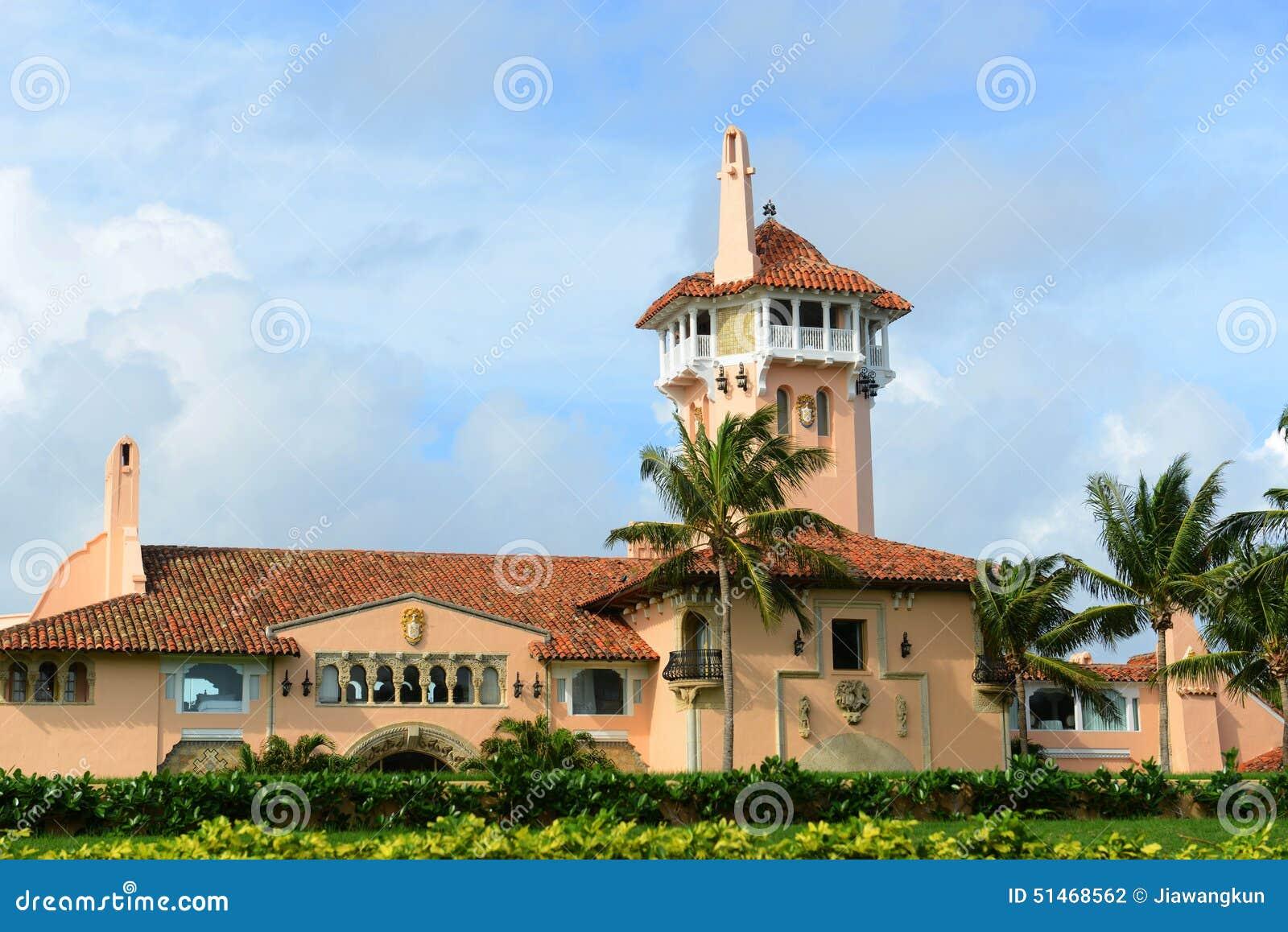 Χαλώ-α-Lago στο νησί του Palm Beach, Palm Beach, Φλώριδα