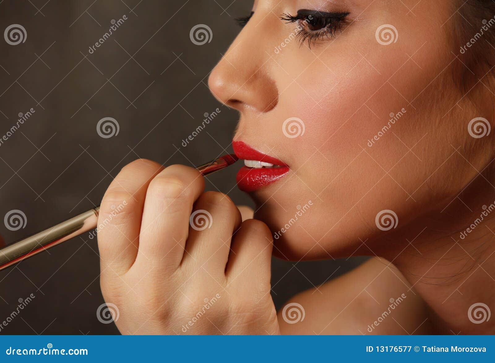 χείλια βουρτσών