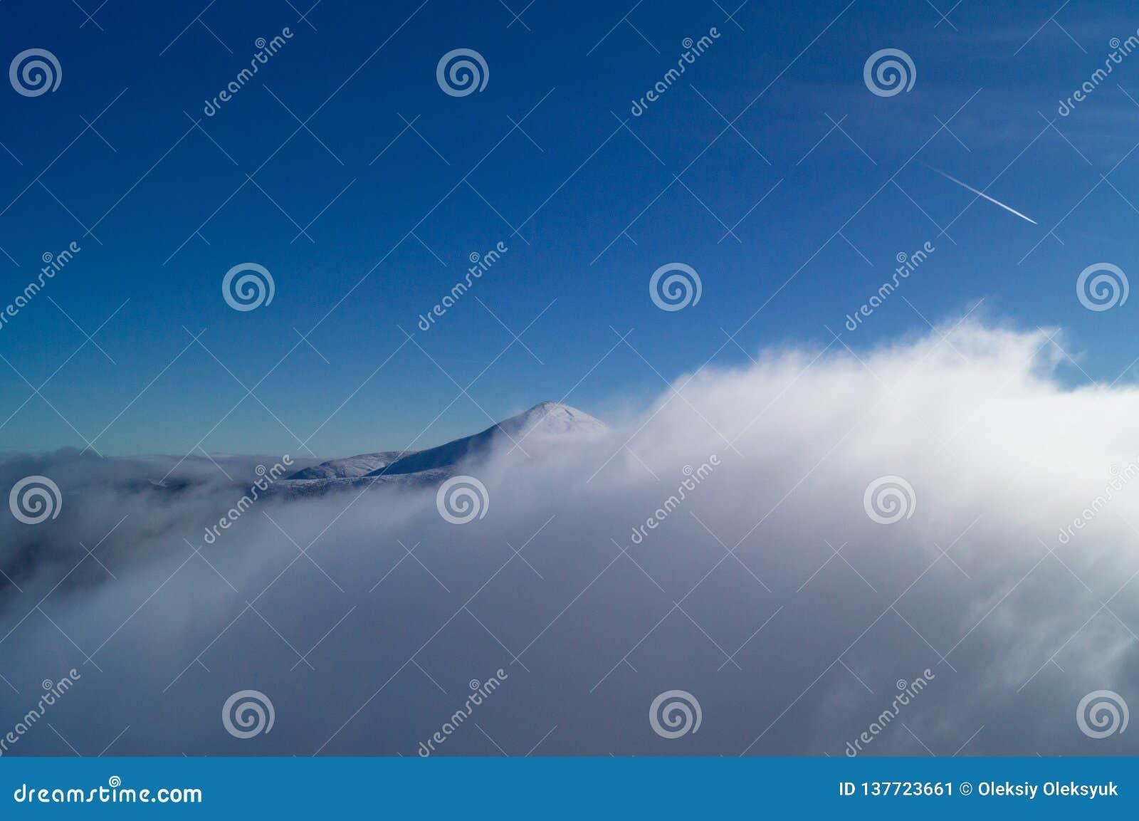 Χειμερινές περιπέτειες summit carpathians Ουκρανία