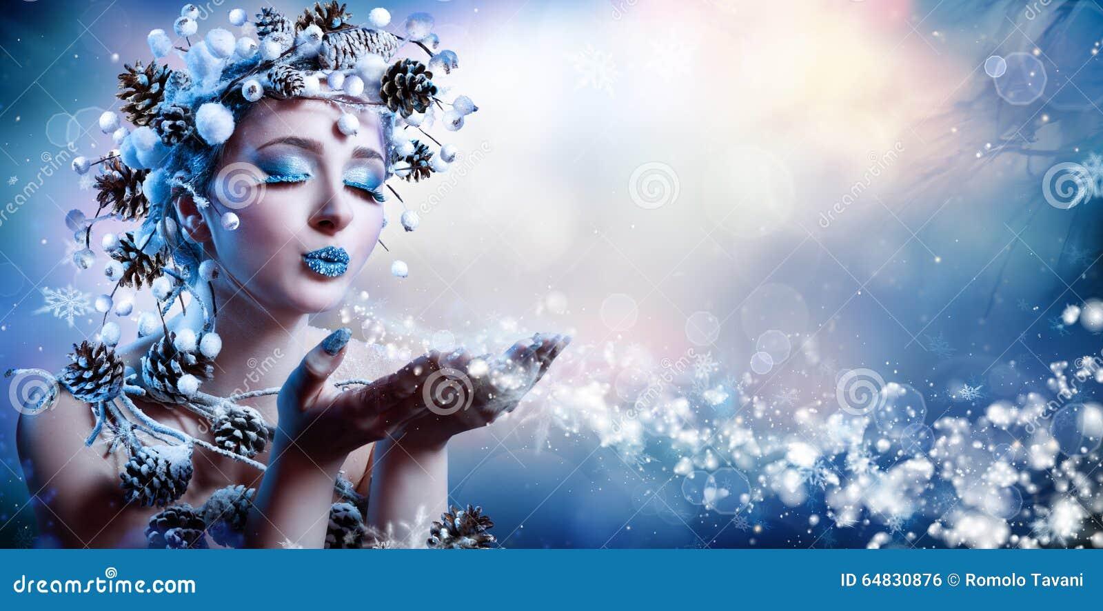 Χειμερινή επιθυμία - πρότυπη μόδα