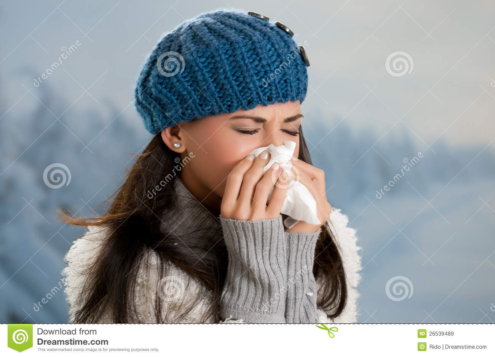 Χειμερινοί γρίπη και πυρετός