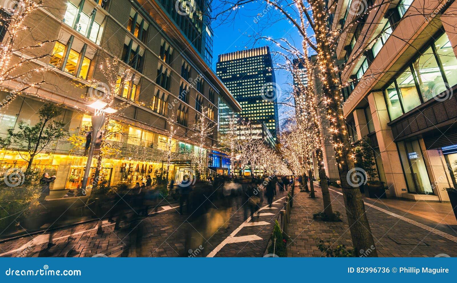 Χειμερινοί φωτισμοί του Τόκιο