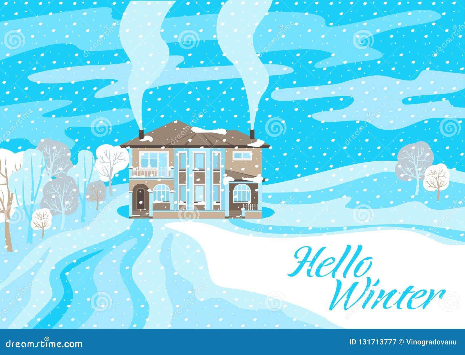 Χειμερινό μπλε υπόβαθρο Τοπίο χειμώνας έκδοσης απεικόνισης 0 8 διαθέσιμος eps
