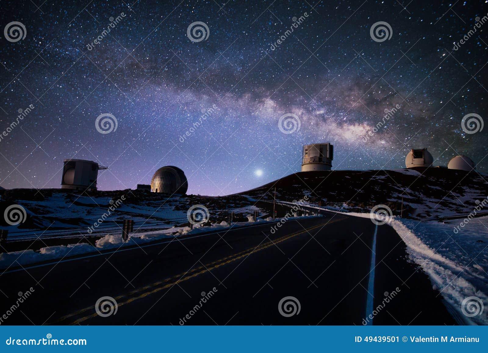 χειμώνας νυχτερινού ουρανού