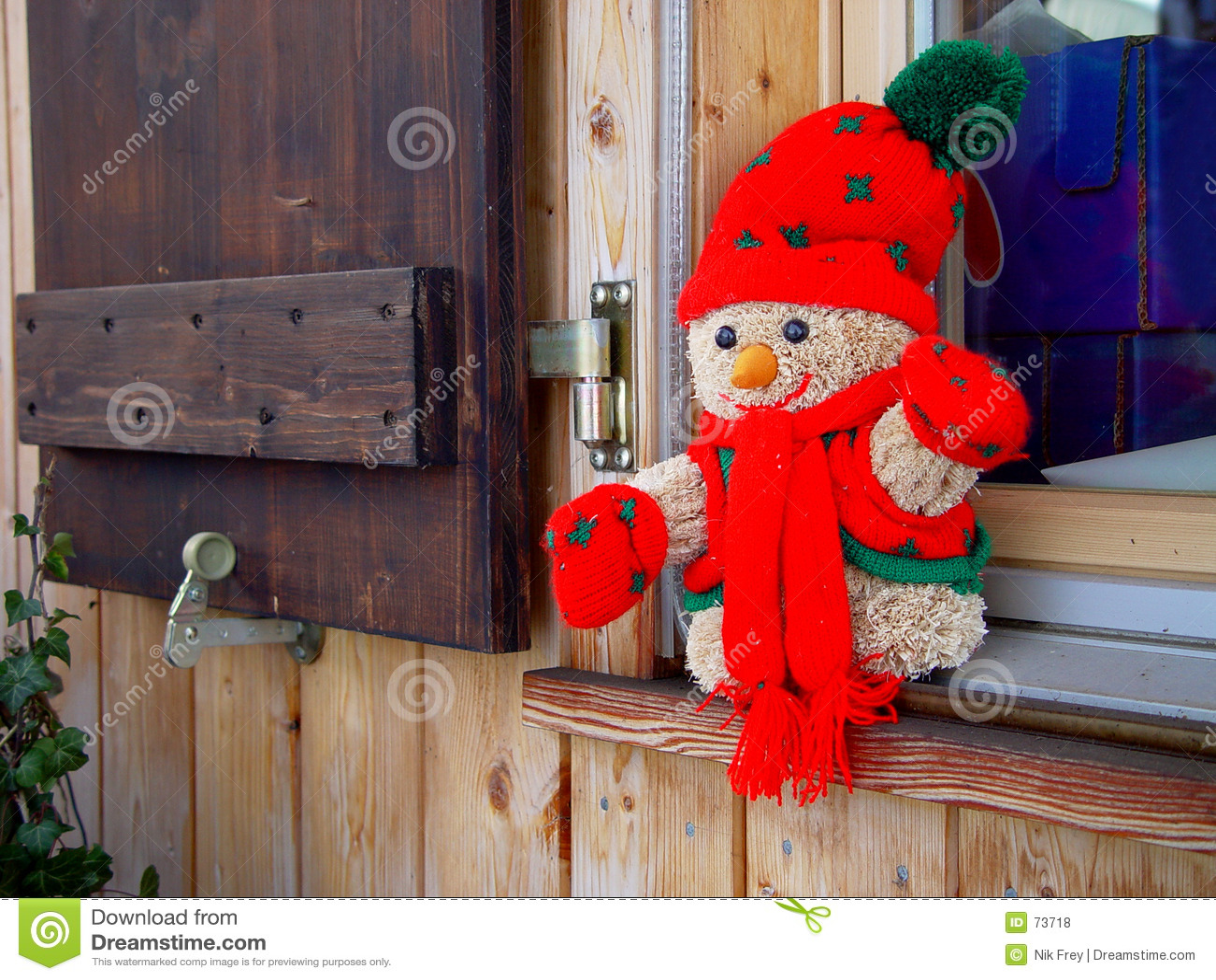 χειμώνας παραθύρων