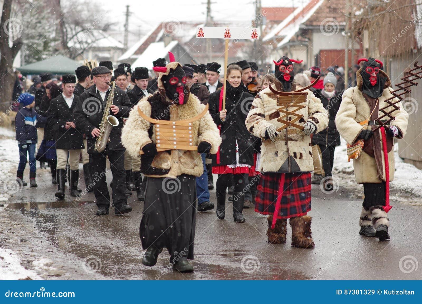 Χειμώνας που τελειώνει καρναβάλι