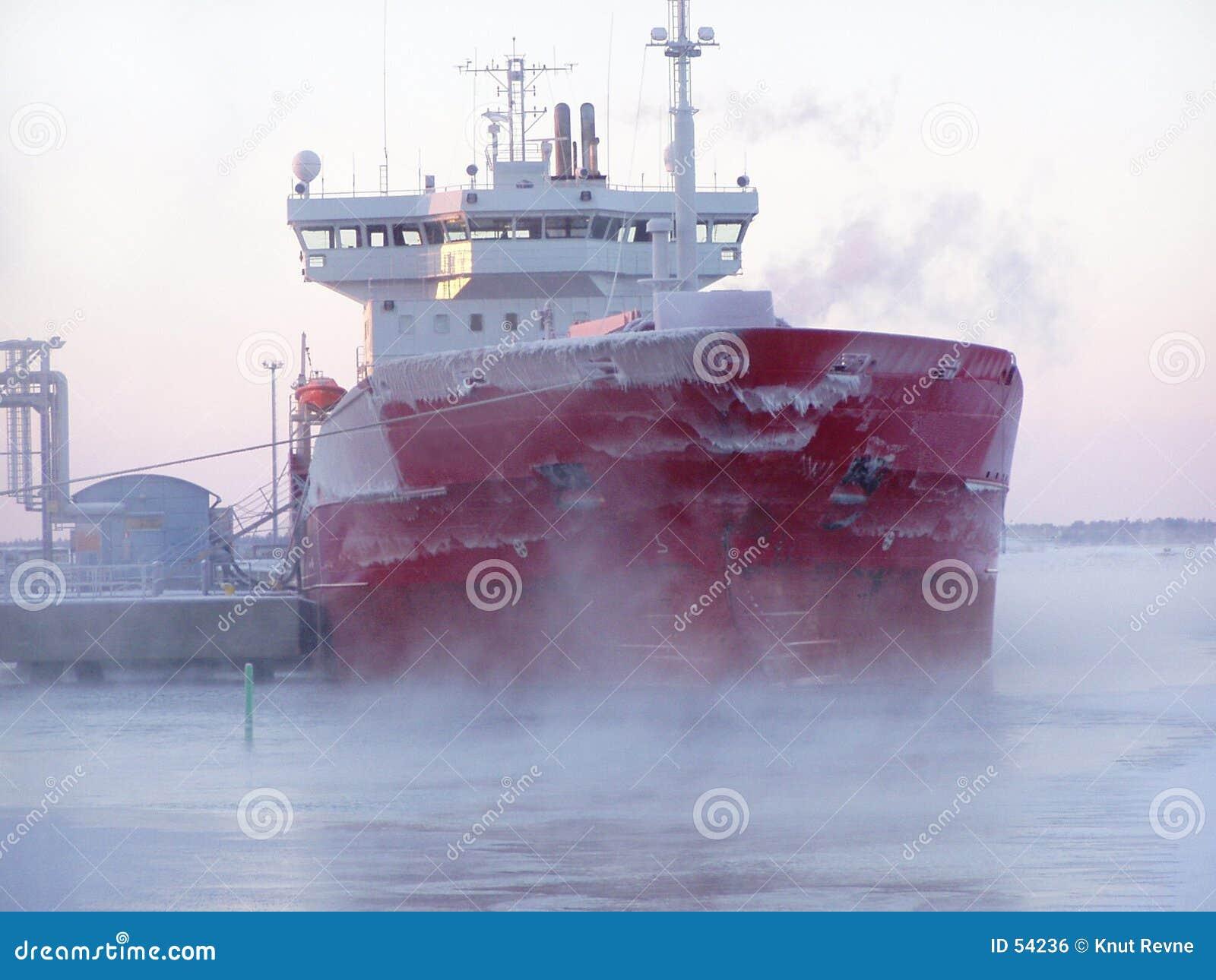 χειμώνας σκαφών