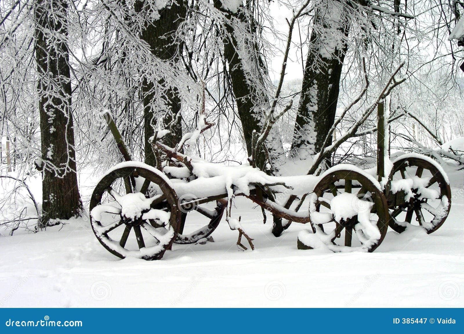 χειμώνας σκηνής
