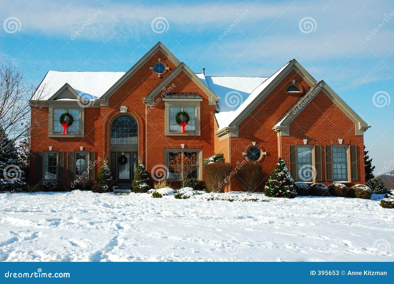χειμώνας σπιτιών