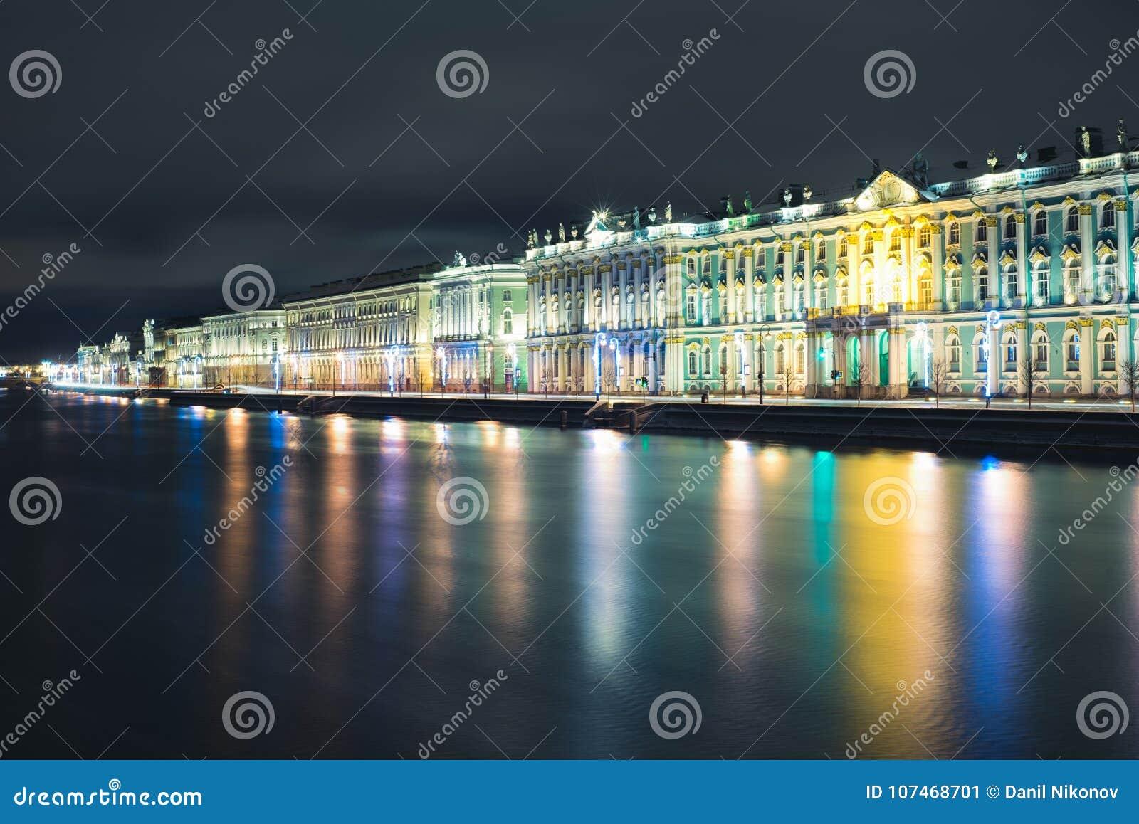 χειμώνας της Πετρούπολης