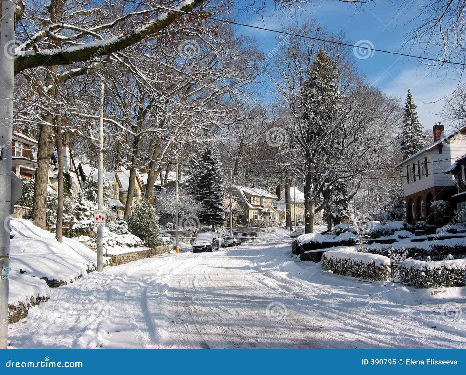 χειμώνας 3 οδών