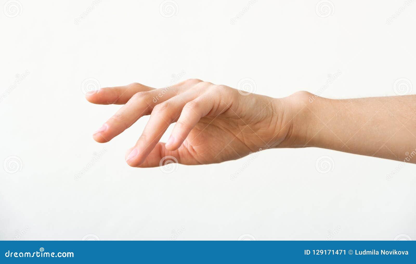 Χειρονομία της προσφοράς ή του αιτήματος
