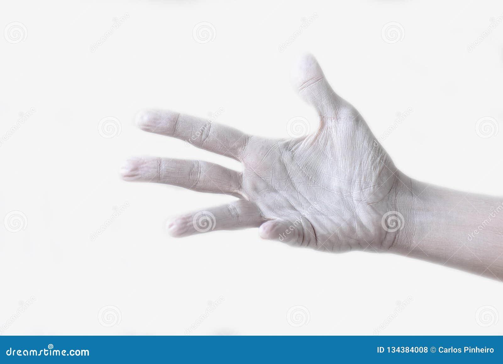 Χειρονομίες, θέσεις και εκφράσεις με τα θηλυκά χέρια και τα δάχτυλα